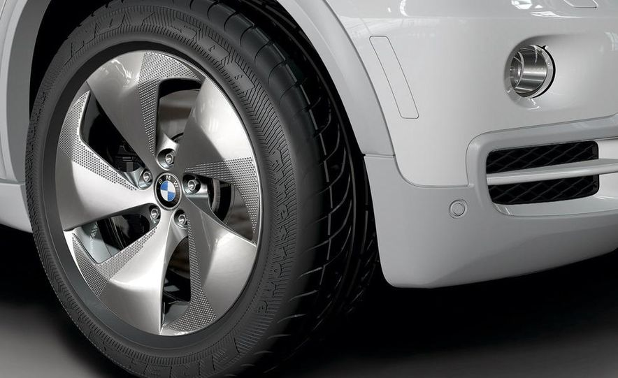 BMW X5 Vision Diesel hybrid concept - Slide 3