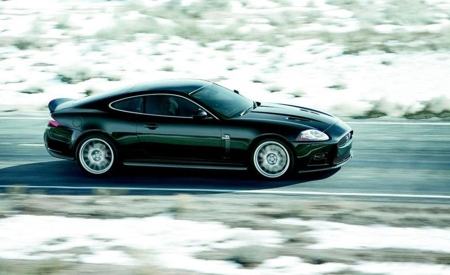 2009 Jaguar XKR-S - Slide 20