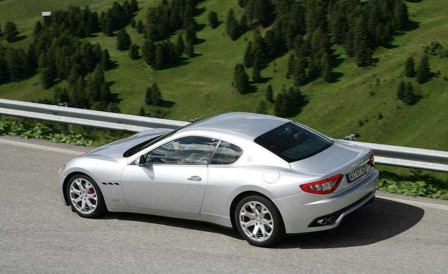 2009 Maserati GranTurismo S 4.7 - Slide 19