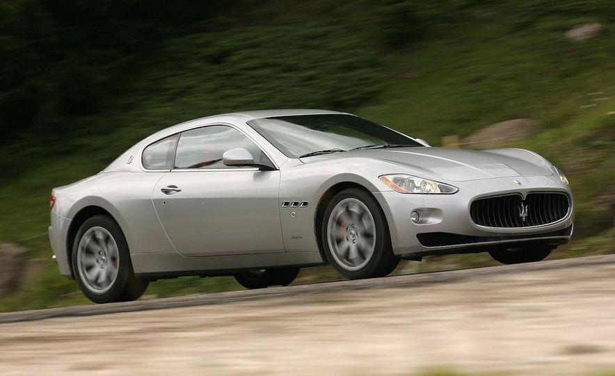 2009 Maserati GranTurismo S 4.7 - Slide 16