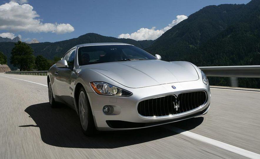 2009 Maserati GranTurismo S 4.7 - Slide 17