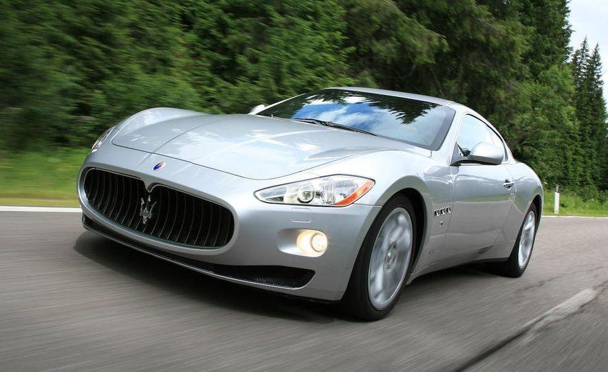 2009 Maserati GranTurismo S 4.7 - Slide 14