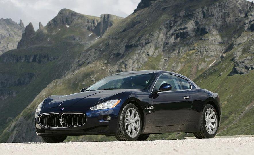 2009 Maserati GranTurismo S 4.7 - Slide 10