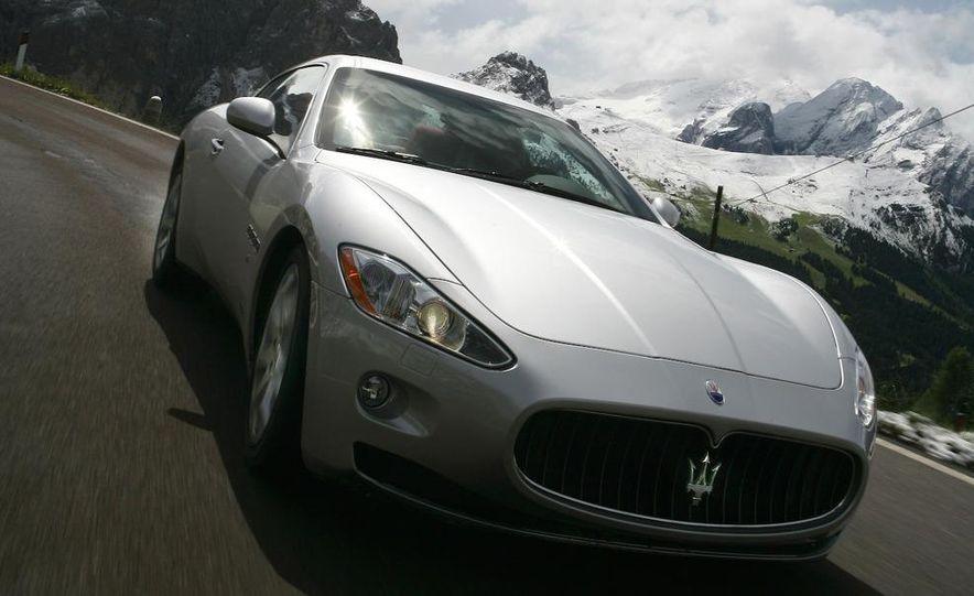 2009 Maserati GranTurismo S 4.7 - Slide 12