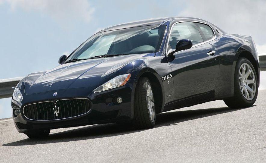 2009 Maserati GranTurismo S 4.7 - Slide 9