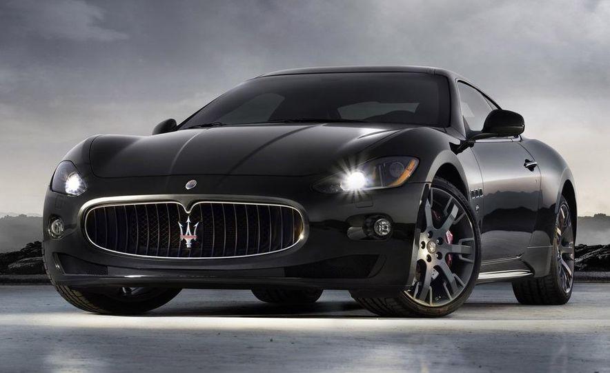2009 Maserati GranTurismo S 4.7 - Slide 6