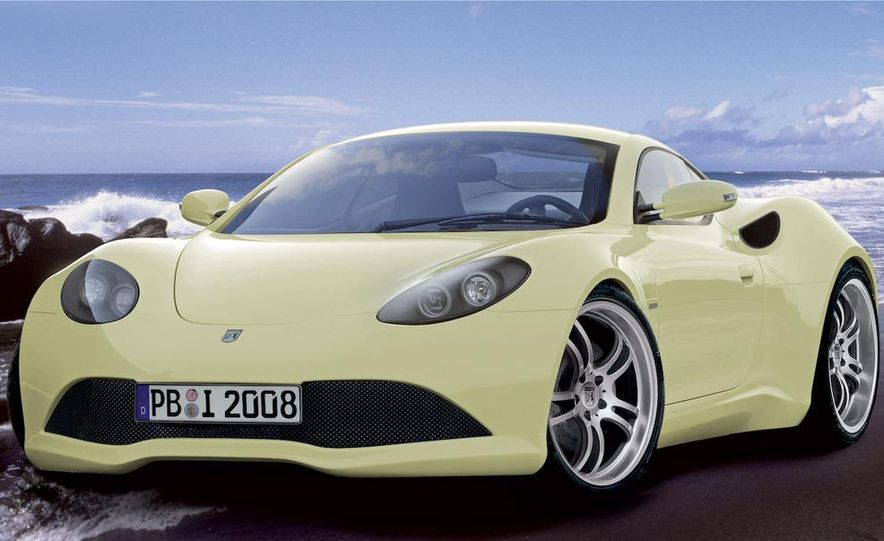 2008 Artega GT Intro 2008 Series - Slide 21