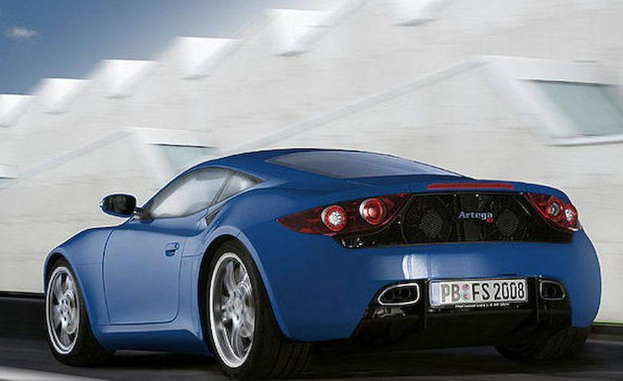 2008 Artega GT Intro 2008 Series - Slide 22