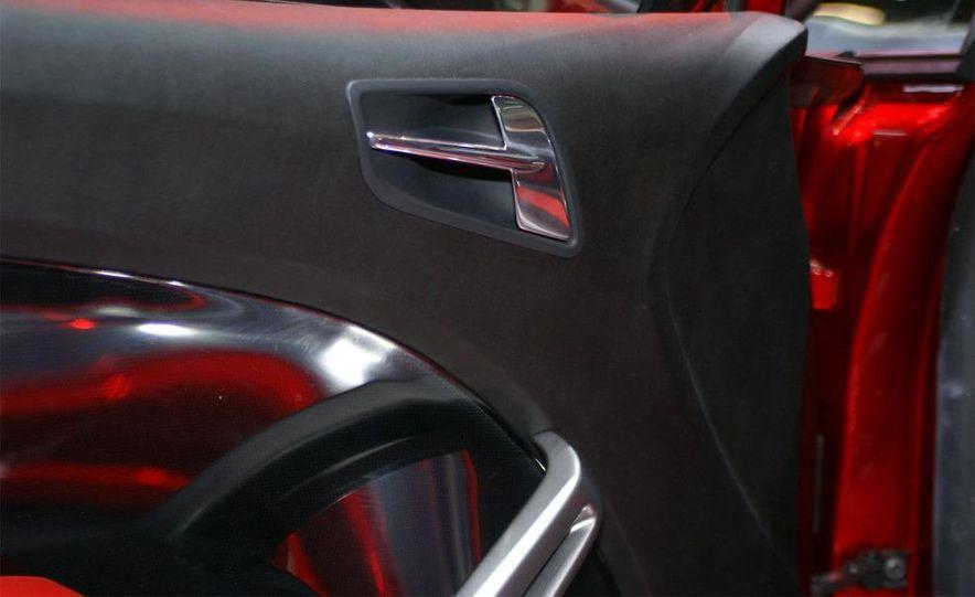 Seat Bocanegra concept interior - Slide 14