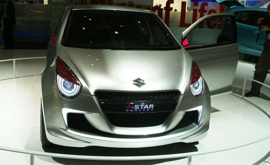 Suzuki Concept A-Star - Slide 1