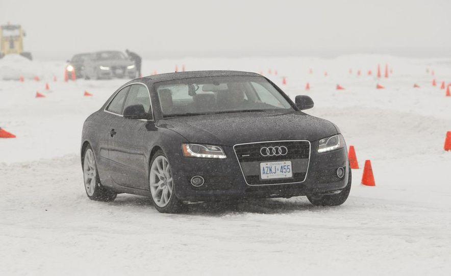 2008 Audi TDI Winter Test Drive - Slide 7