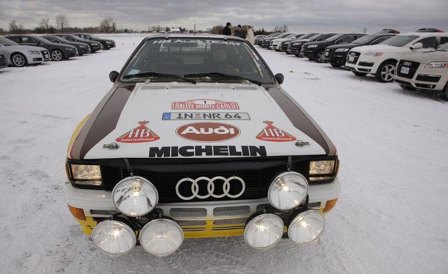 2008 Audi TDI Winter Test Drive - Slide 2
