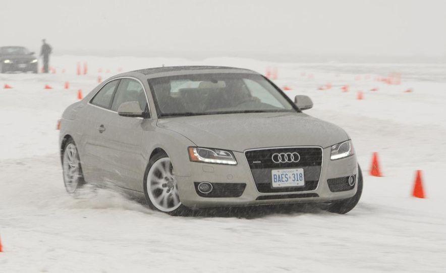 2008 Audi TDI Winter Test Drive - Slide 10
