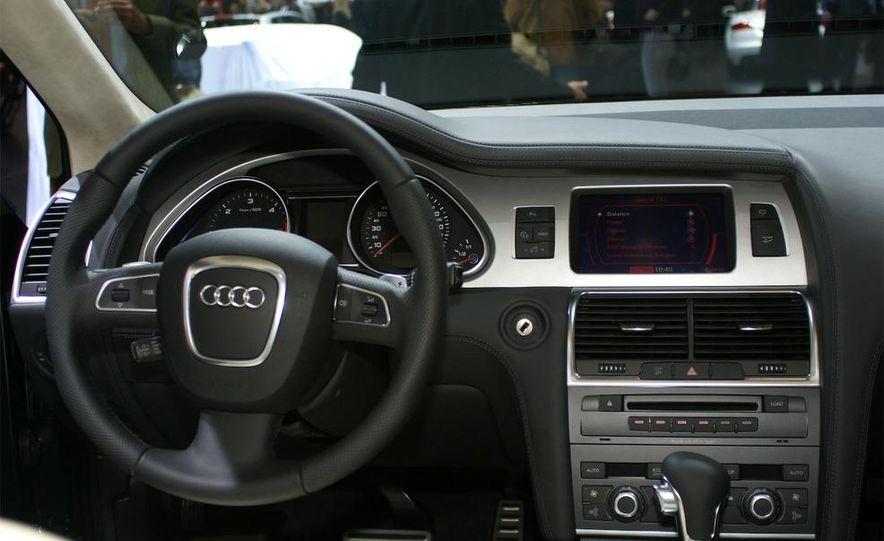 2008 Audi TDI Winter Test Drive - Slide 23
