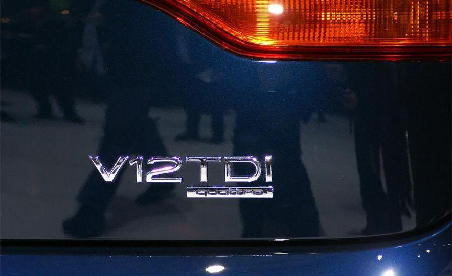 2008 Audi TDI Winter Test Drive - Slide 26