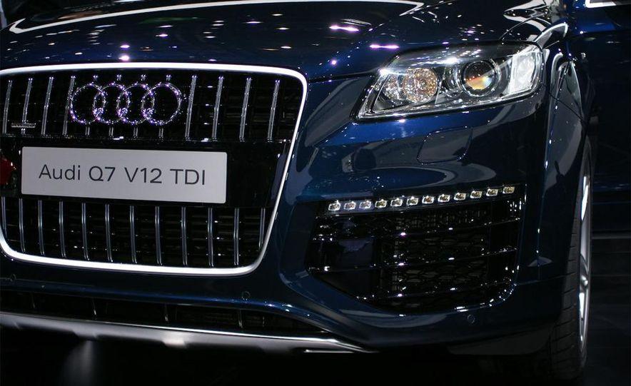 2008 Audi TDI Winter Test Drive - Slide 22