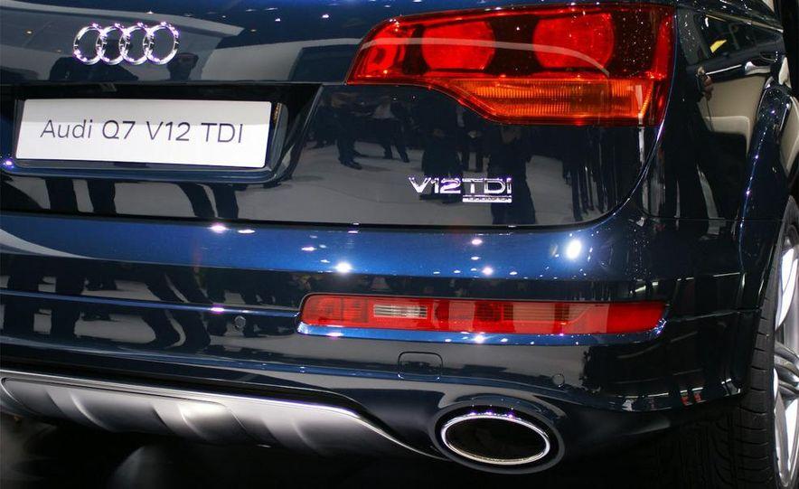 2008 Audi TDI Winter Test Drive - Slide 25