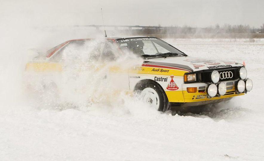 2008 Audi TDI Winter Test Drive - Slide 4