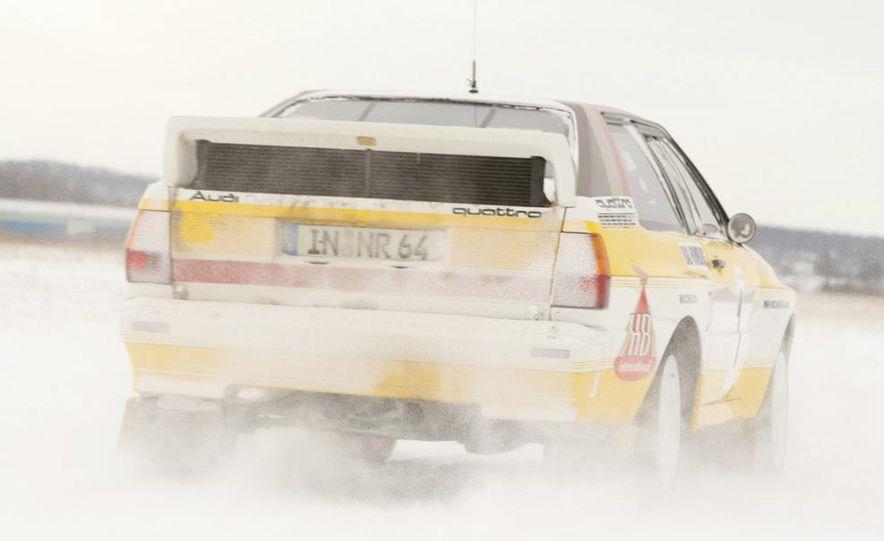 2008 Audi TDI Winter Test Drive - Slide 5