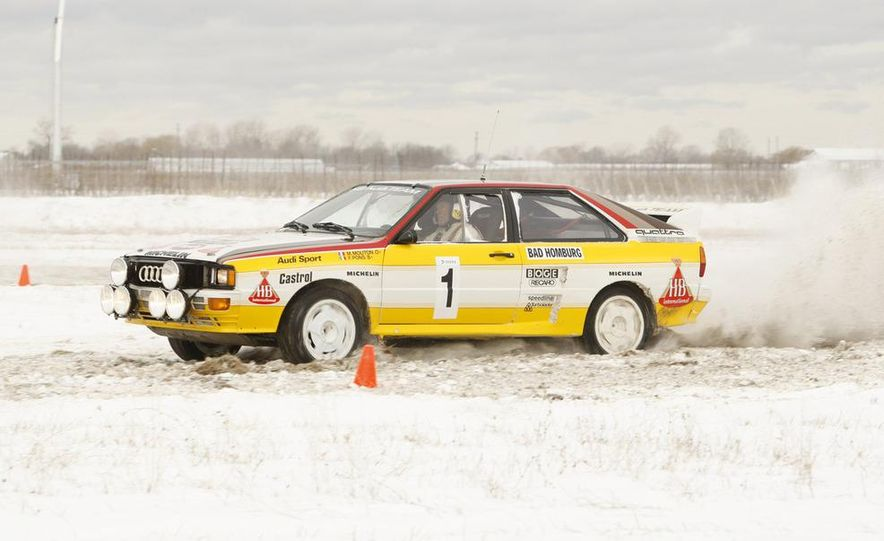 2008 Audi TDI Winter Test Drive - Slide 6