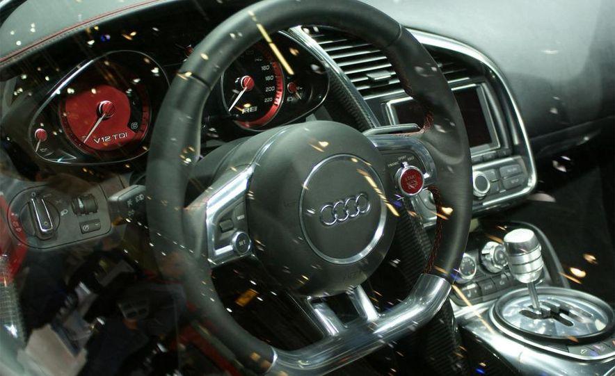 2008 Audi TDI Winter Test Drive - Slide 15