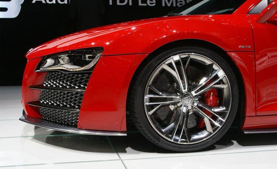 2008 Audi TDI Winter Test Drive - Slide 13