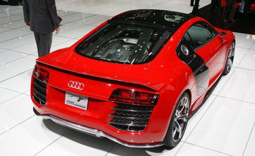 2008 Audi TDI Winter Test Drive - Slide 14