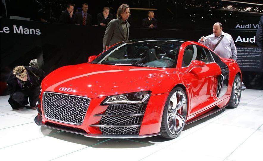 2008 Audi TDI Winter Test Drive - Slide 11
