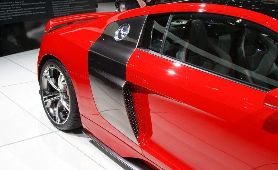 2008 Audi TDI Winter Test Drive - Slide 19