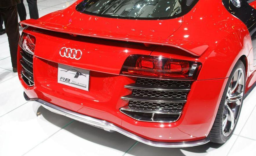 2008 Audi TDI Winter Test Drive - Slide 20