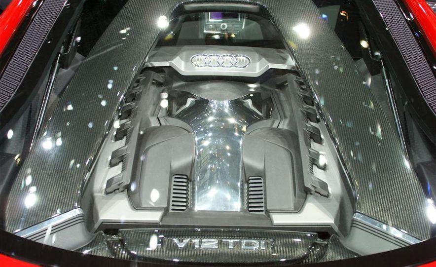 2008 Audi TDI Winter Test Drive - Slide 12
