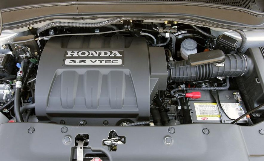 2008 Honda Pilot - Slide 7