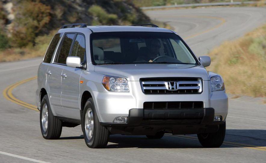 2008 Honda Pilot - Slide 8