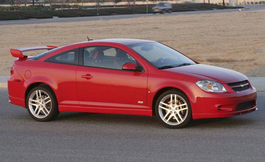 2008 Chevrolet Cobalt SS - Slide 1