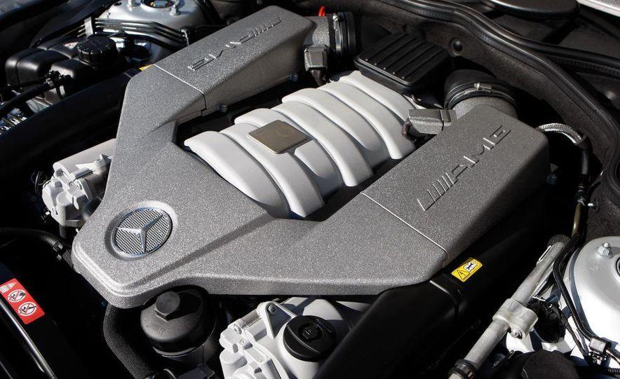 2009 Mercedes-Benz SL63 AMG - Slide 21