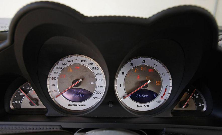 2009 Mercedes-Benz SL63 AMG - Slide 25