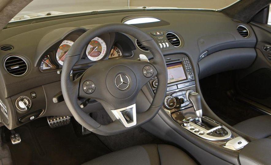 2009 Mercedes-Benz SL63 AMG - Slide 22