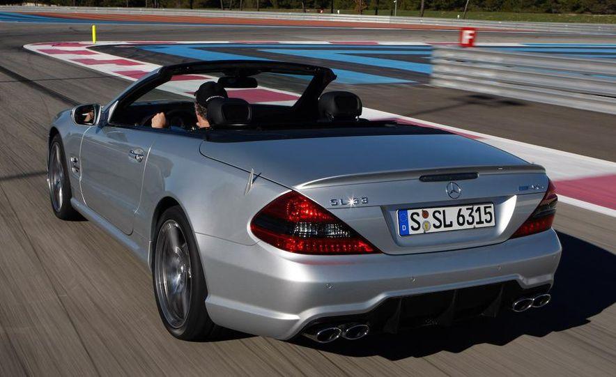 2009 Mercedes-Benz SL63 AMG - Slide 9