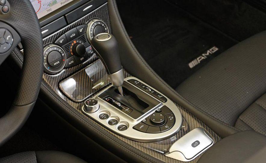2009 Mercedes-Benz SL63 AMG - Slide 24