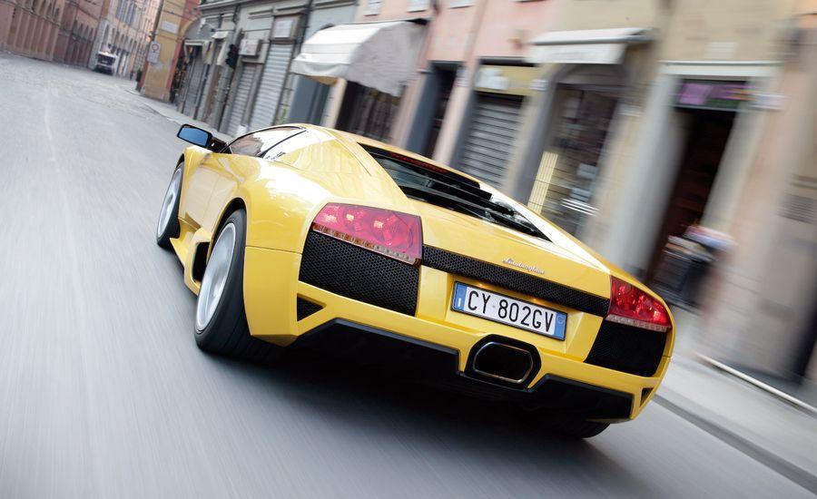 2008 Lamborghini Murciélago LP640