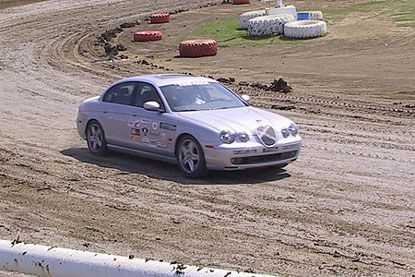 2002 One Lap of America