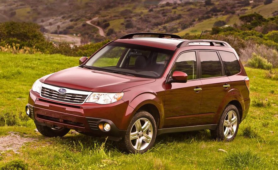 2009 Subaru Forester - Slide 1