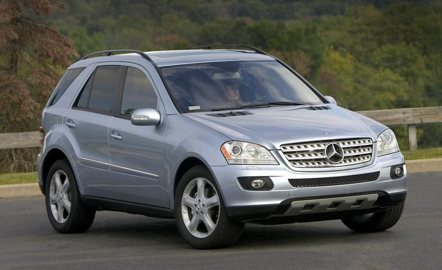 2008 Mercedes-Benz ML320 CDI BlueTec - Slide 1