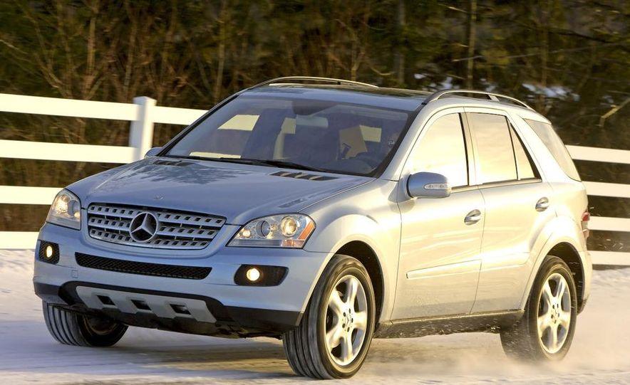 2008 Mercedes-Benz ML320 CDI BlueTec - Slide 4