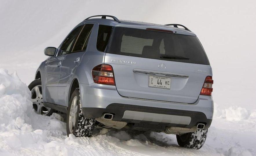 2008 Mercedes-Benz ML320 CDI BlueTec - Slide 6