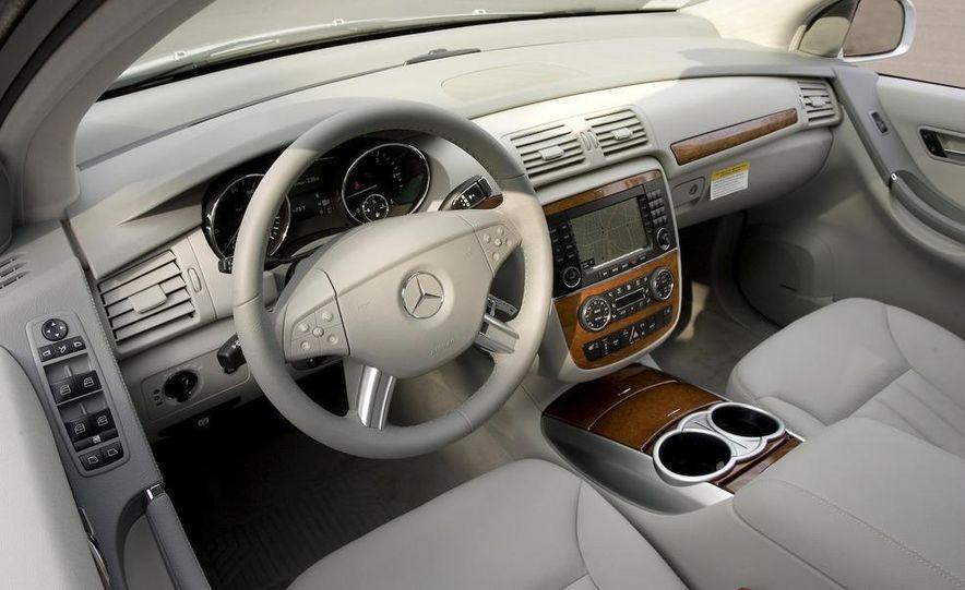 2008 Mercedes-Benz ML320 CDI BlueTec - Slide 13