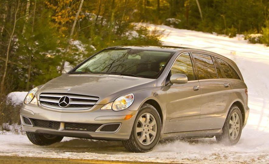 2008 Mercedes-Benz ML320 CDI BlueTec - Slide 12