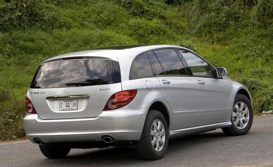 2008 Mercedes-Benz ML320 CDI BlueTec - Slide 14