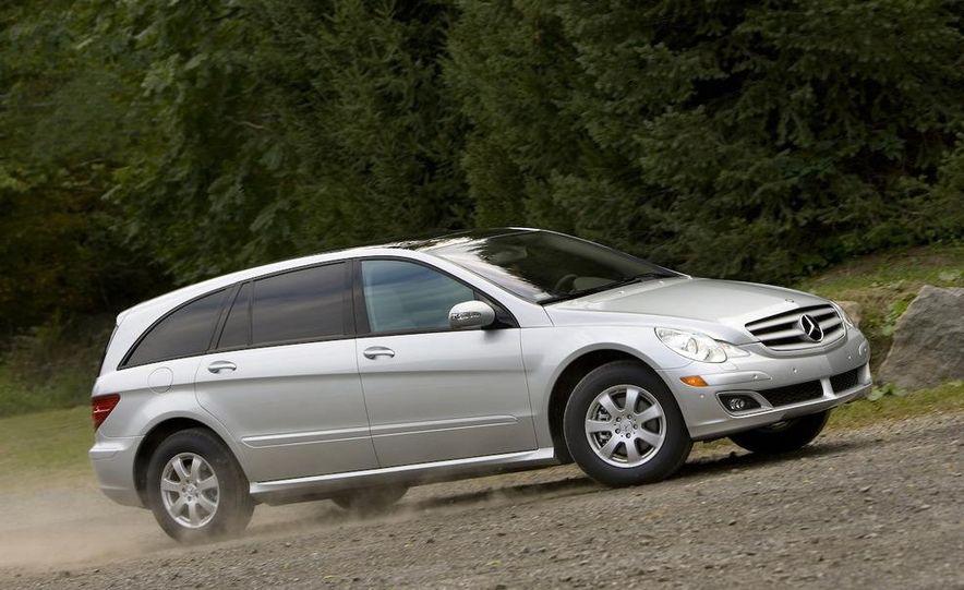 2008 Mercedes-Benz ML320 CDI BlueTec - Slide 15