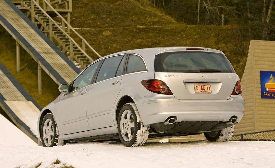 2008 Mercedes-Benz ML320 CDI BlueTec - Slide 16